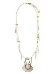 Camila Klein Mother Of Pearl Necklace 60