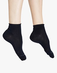Margaret Howell Bobby Sock In Navy