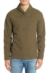 Ibex Men's 'Hunters Point' Merino Wool Shawl Collar Sweater