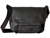 Timbuk2 Classic Messenger Bag Extra Small Heirloom Waxy Green Messenger Bags Black