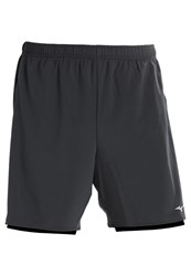 Mizuno Alpha Sports Shorts Black Black