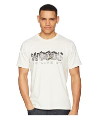 Toadandco Woods To Live By Short Sleeve Tee Natural Heather T Shirt Beige