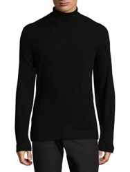 Theory Donners Cashmere Sweater Black