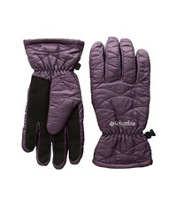 Columbia Mighty Litetm Glove Dusty Purple Extreme Cold Weather Gloves