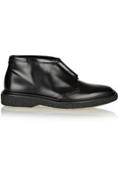 Adieu Type 3 Leather Ankle Boots Black