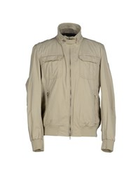 Armata Di Mare Coats And Jackets Jackets Men Beige