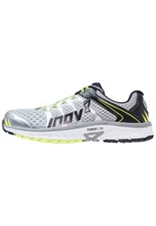Inov 8 Inov8 Roadclaw 275 Neutral Running Shoes Silver Grey Neon Yellow