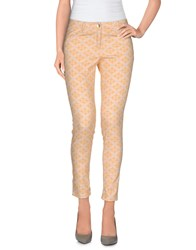 Ekle' Trousers Casual Trousers Women Apricot