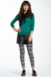 Magid Tribal Print Legging Multi