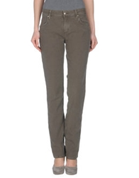 Heavy Project Casual Pants Military Green