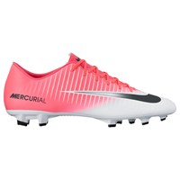 Nike Mercurial Victory Vi Fg Men's Football Boots Pink White