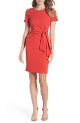 Dorothy Perkins Tie Front Sheath Dress