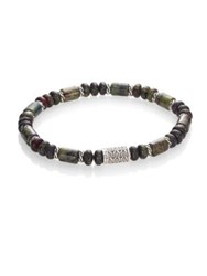 John Hardy Classic Chain Collection Beaded Bracelet No Color