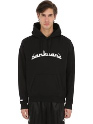 Puma Select Sankuanz Cotton Sweatshirt Hoodie Black