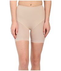 Miraclesuit Sheer Derriere Lift Boyshorts Nude Women's Underwear Beige