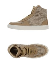 National Standard Footwear High Tops And Trainers Women Sand