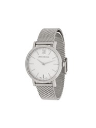 Larsson And Jennings Lugano 33Mm Watch Silver