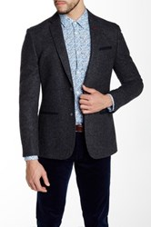 Moods Of Norway Even Classic Fit Blazer Gray