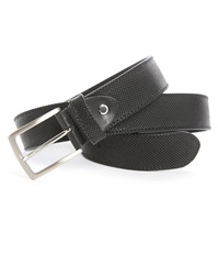 Billtornade Black Perforated Belt