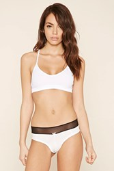 Forever 21 Cotton Cheeky Panty