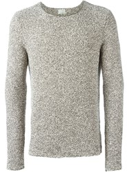 Paul Smith Chunky Knit Sweater Black