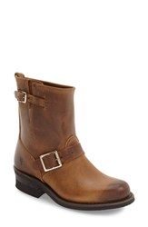 Women's Frye 'Engineer 8R' Leather Boot 1 1 2' Heel