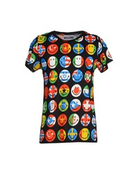 Moschino Couture Topwear T Shirts Men Black