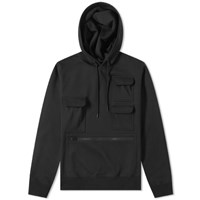 Sophnet. Tech Knit Multi Pocket Hoody Black