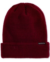 Rip Curl Men's Crafted Beanie Taw