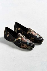 Urban Outfitters Uo Dragon Loafer Black