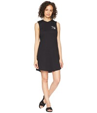 Hurley Fly By Para Muscle Tank Dress Black