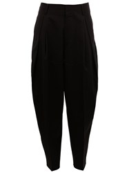 Juun.J Wide Leg Pants Black