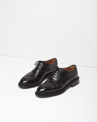 Le Yucca's Nixon Lace Up Oxford Nero