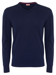 Thomas Pink Hawthorne Jumper Navy