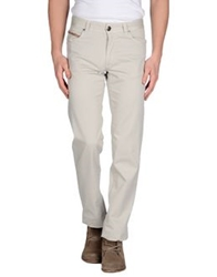 Alviero Martini 1A Classe Casual Pants Light Grey