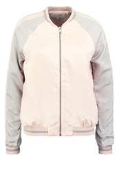 Vila Viadobe Bomber Jacket Rose Dust
