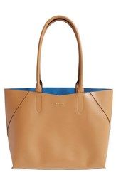 Lodis Blair Collection Cynthia Leather Tote Brown