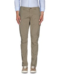 Maison Clochard Trousers Casual Trousers Men Sand