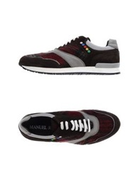 Manuel Ritz Low Tops And Trainers Dark Brown