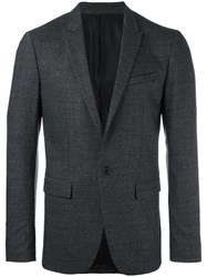Wooyoungmi Woven Dinner Jacket Grey