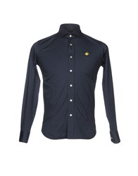 Beverly Hills Polo Club Shirts Shirts Dark Blue