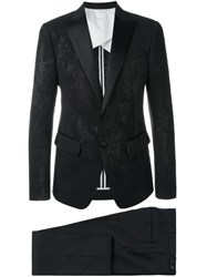 Dsquared2 Two Piece Dinner Suit Black