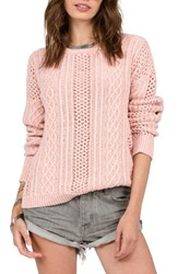 Volcom Women's Mess Round Crewneck Sweater