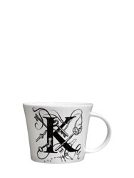 Rory Dobner K Keyhole Chaos Alpha Mighty Mug White Black