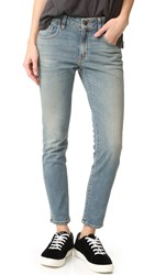 6397 Mini Skinny Jeans Worker Wash