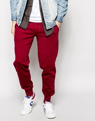 Converse All Star Sweatpants Red