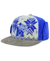 Top Of The World Memphis Tigers Christmas Sweater Strapback Cap