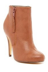 Michael Antonio Fanx Heeled Bootie Brown