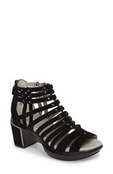 Jambu 'S Sugar Too Gladiator Sandal Black Suede