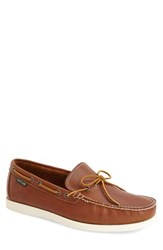 Men's Eastland 'Yarmouth' Boat Shoe Peanut Brown Leather